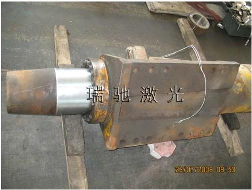 液压杆修复